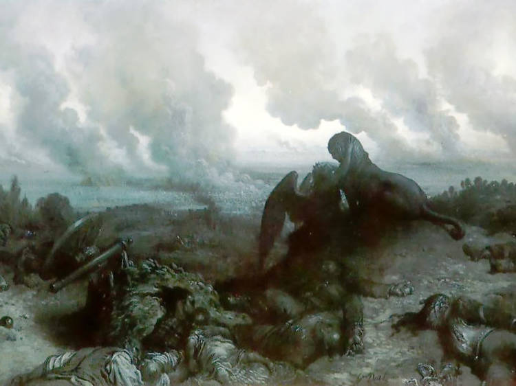 Gustave Doré (1832-1883), 'L'Imaginaire au pouvoir'