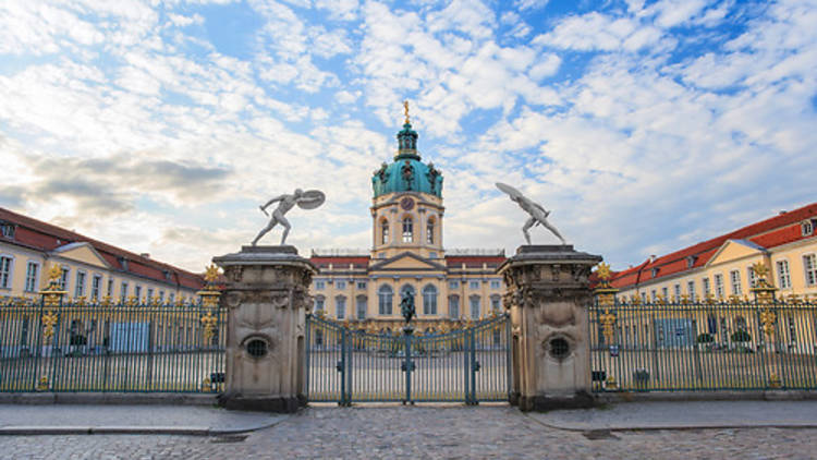 Schloss Charlottenburg, palace and gardens, things to do, Berlin