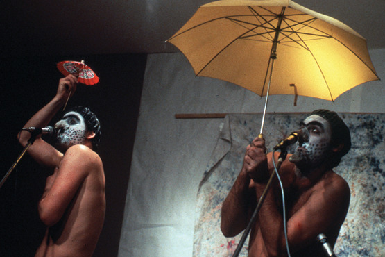 Experience NYC's scrappy 1970s performance art scene