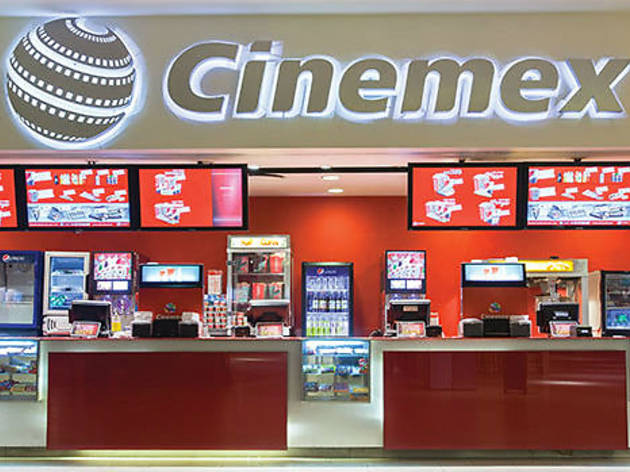 Cinemex Santa Fe