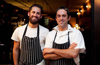 Max & Eli Sussman pop-up dinner