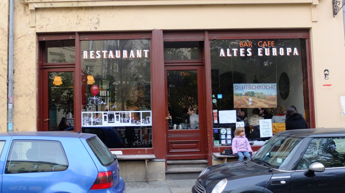 Altes Europa, Bars and Pubs, Berlin