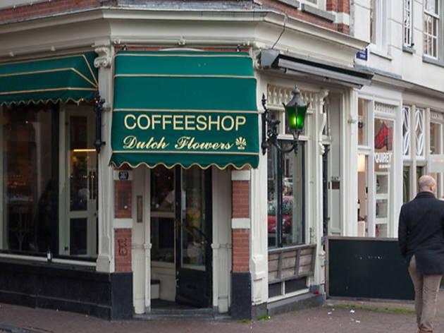 Dutch Flowers, Coffeeshops, Amsterdam