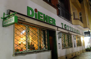 Diener Tattersall, Bars and Pubs, Berlin