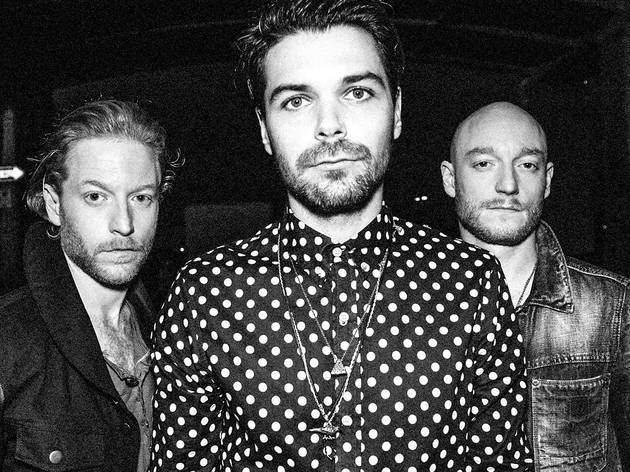 Biffy Clyro + Walking Papers