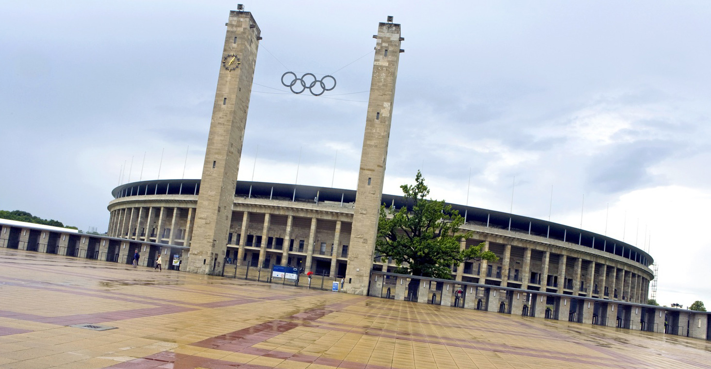Olympic Stadium, Sights and Attractions, Berlin