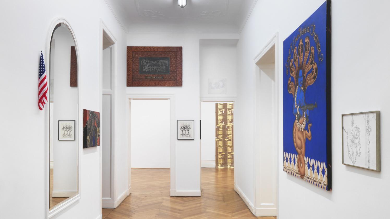 Galerie Daniel Buchholz, Art Gallery, Berlin