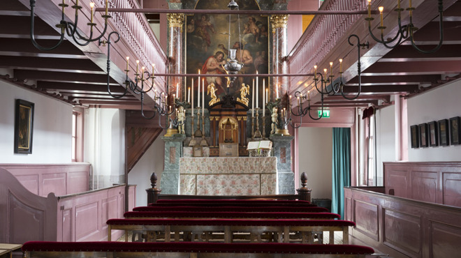 Museum Ons' Lieve Heer op Solder, Nightlife, Amsterdam