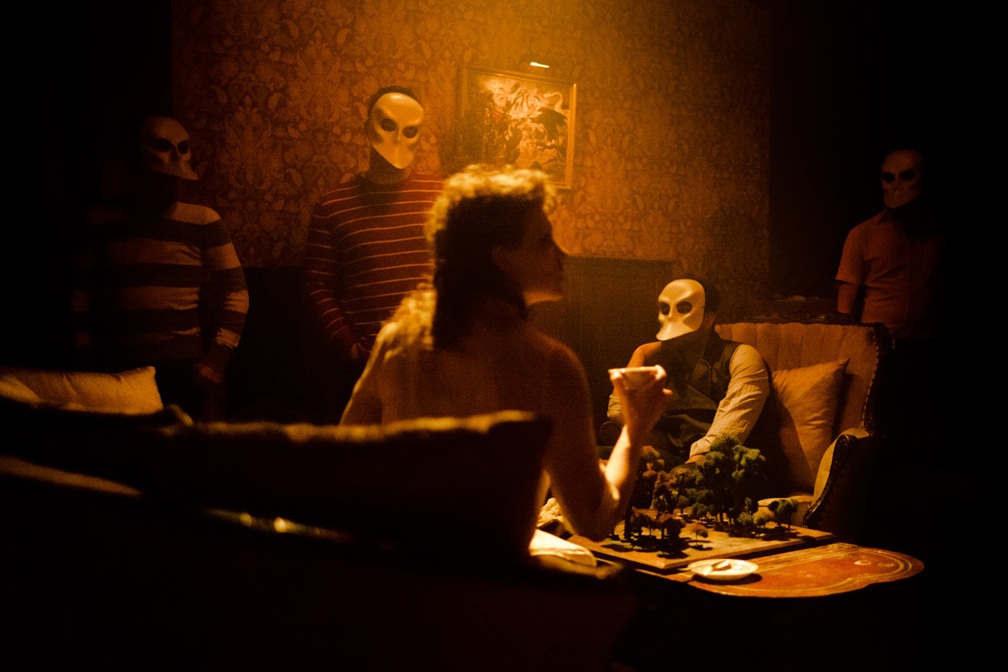 Sleep No More and other immersive theater in NYC