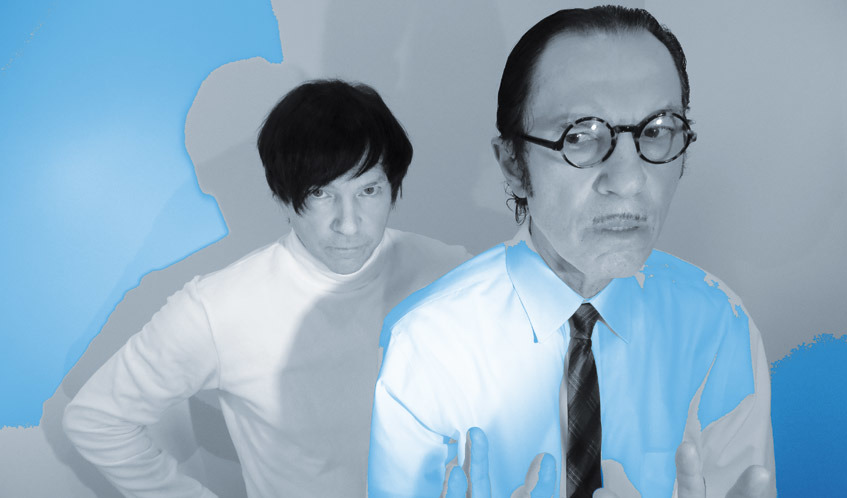 Russell & Ron Mael
