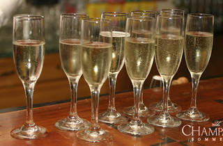 Exclusive Champagne 101 Seminar and Tasting Event