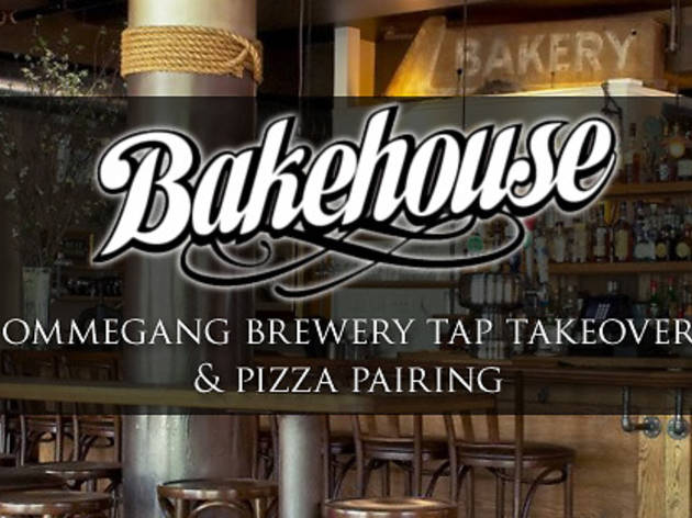 Ommegang Brewery Tap Takeover & Pizza Pairing Event