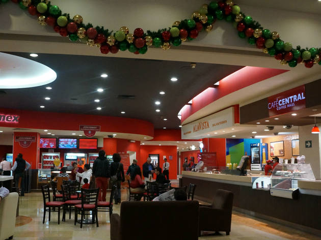 Cinemex Plaza Insurgentes