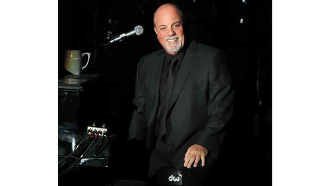 Billy Joel @ The Paramount 10-16-2013