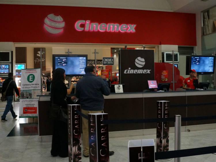 Cinemex WTC