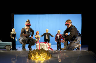 Salzburg Marionette Theatre: The Ring Cycle and Alice in Wonderland
