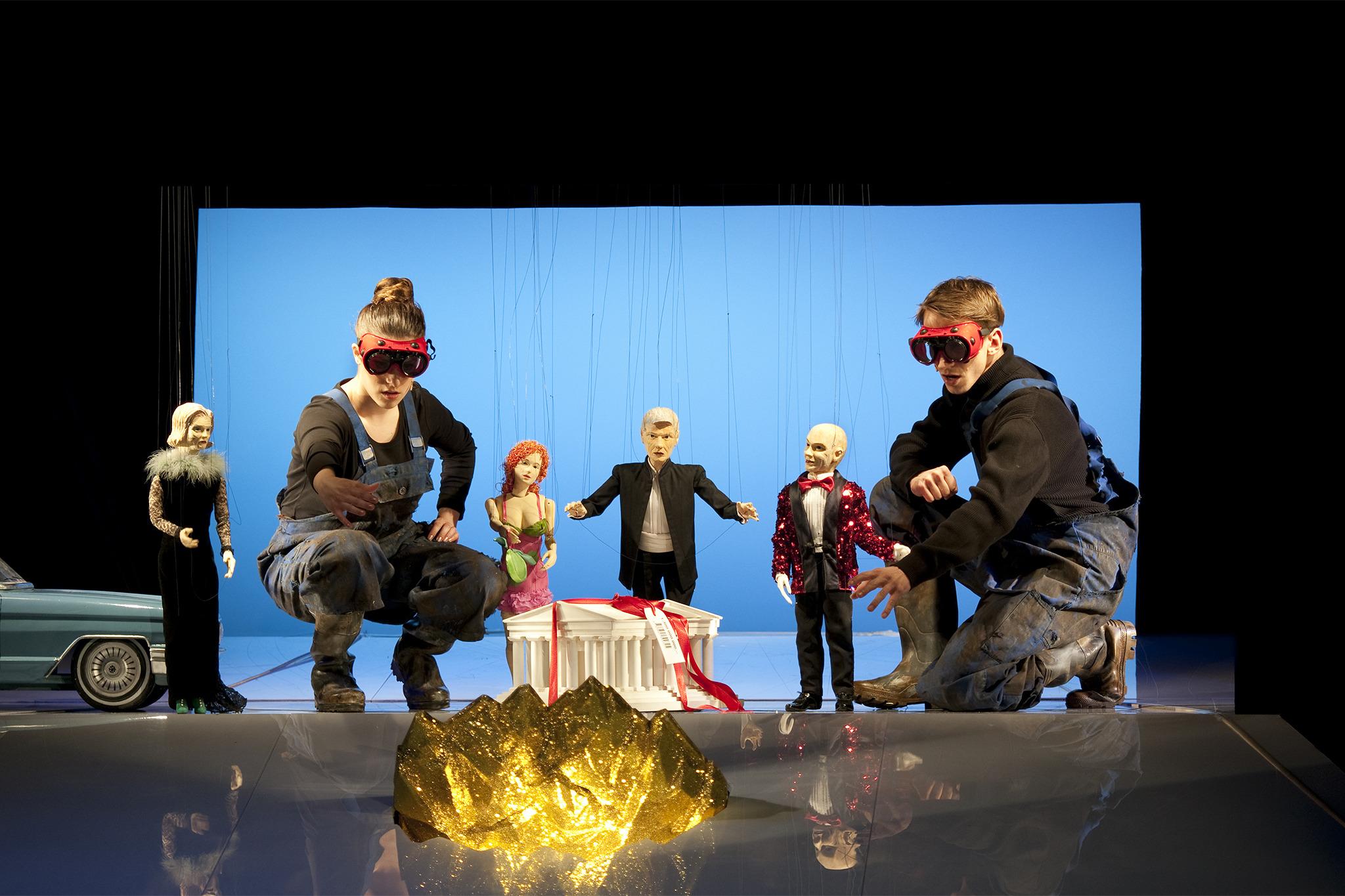 Visit Valhalla with Salzburg Marionette Theatre