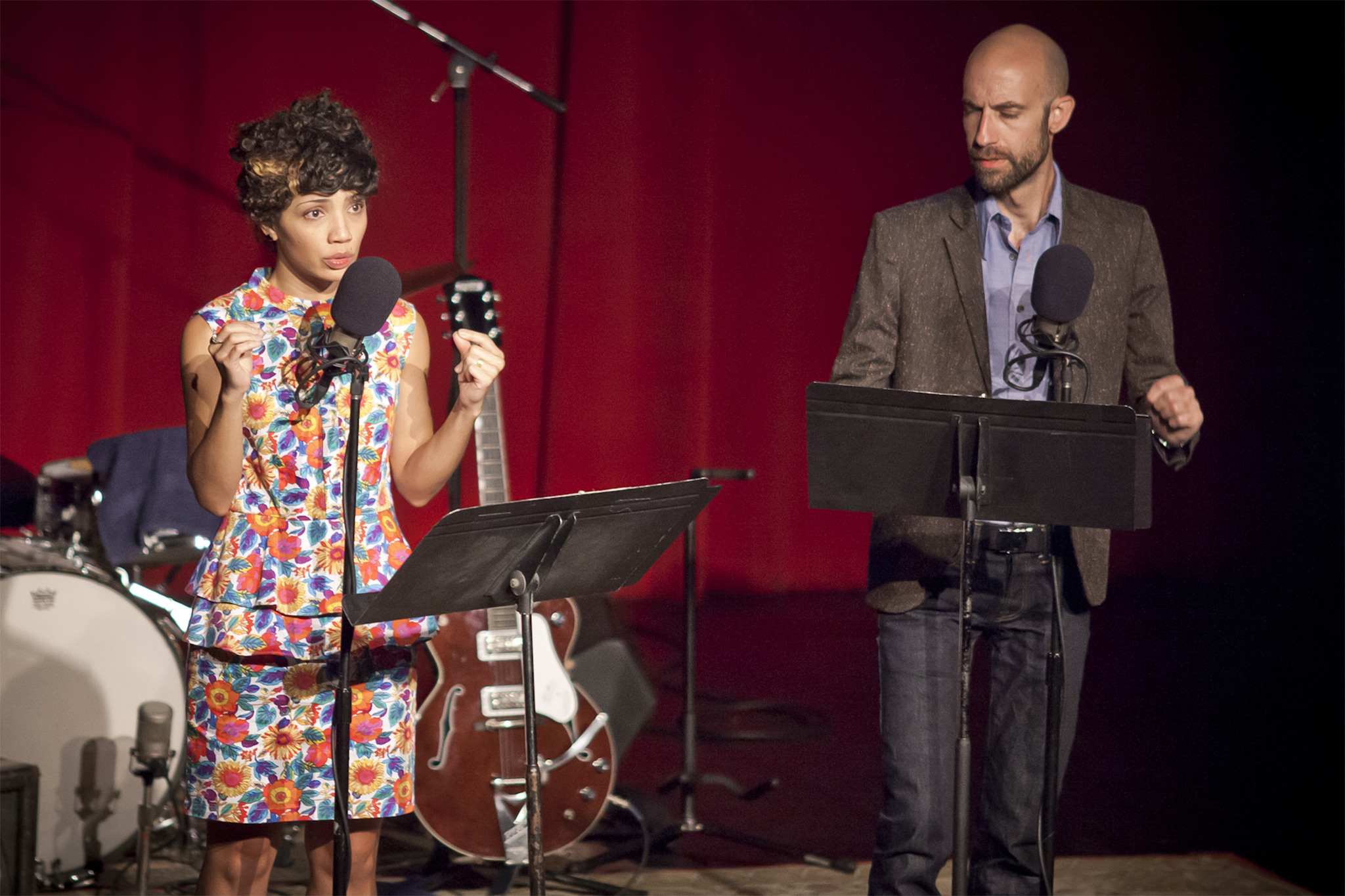 Walk on the weird side with cultish podcast Welcome to Night Vale