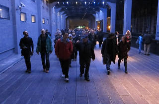 The Gaits: A High Line Sound Walk