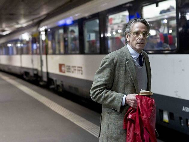 Night Train To Lisbon: movie review