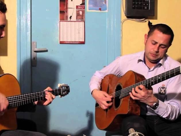 Noe Reinhardt + William Brunard