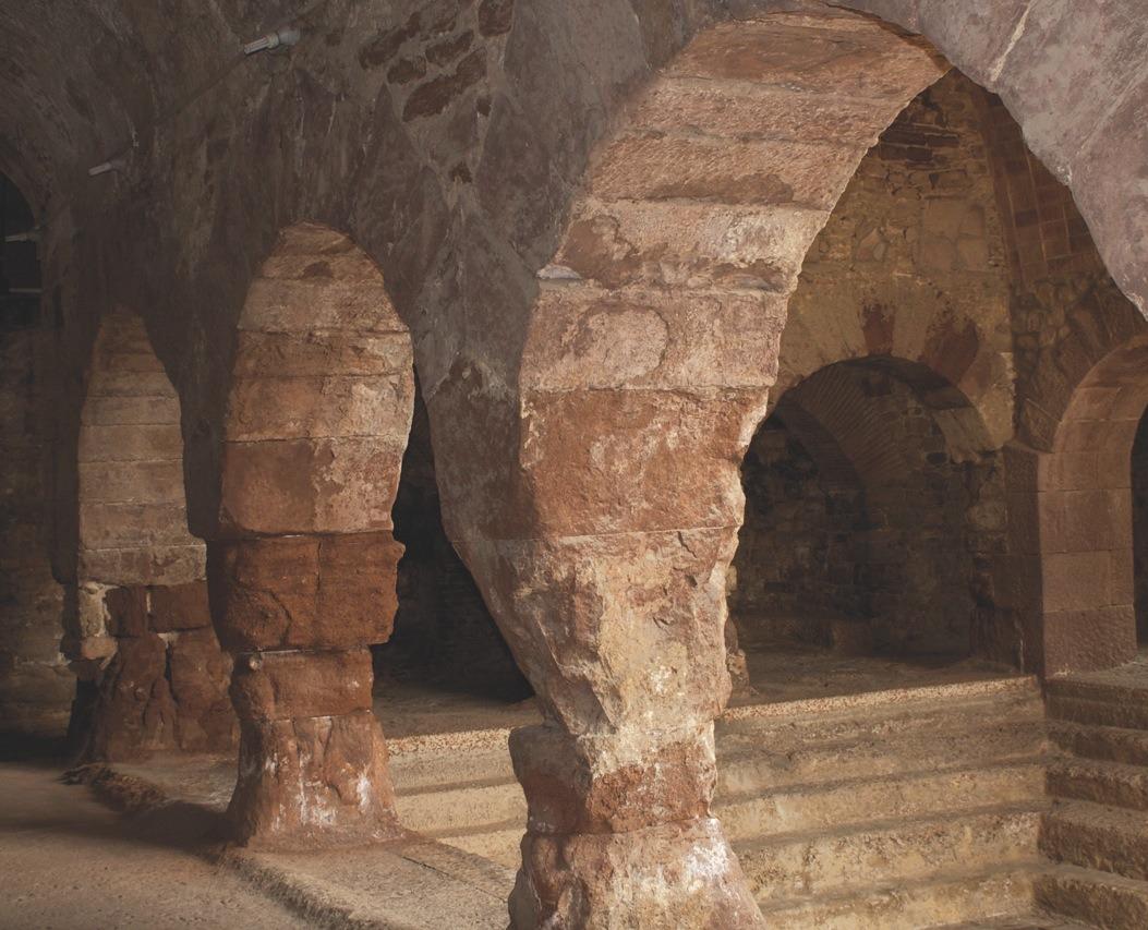 Termes Romanes Caldes de Montbui