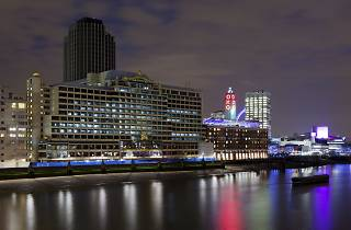Architecture on the Thames Christmas Tour