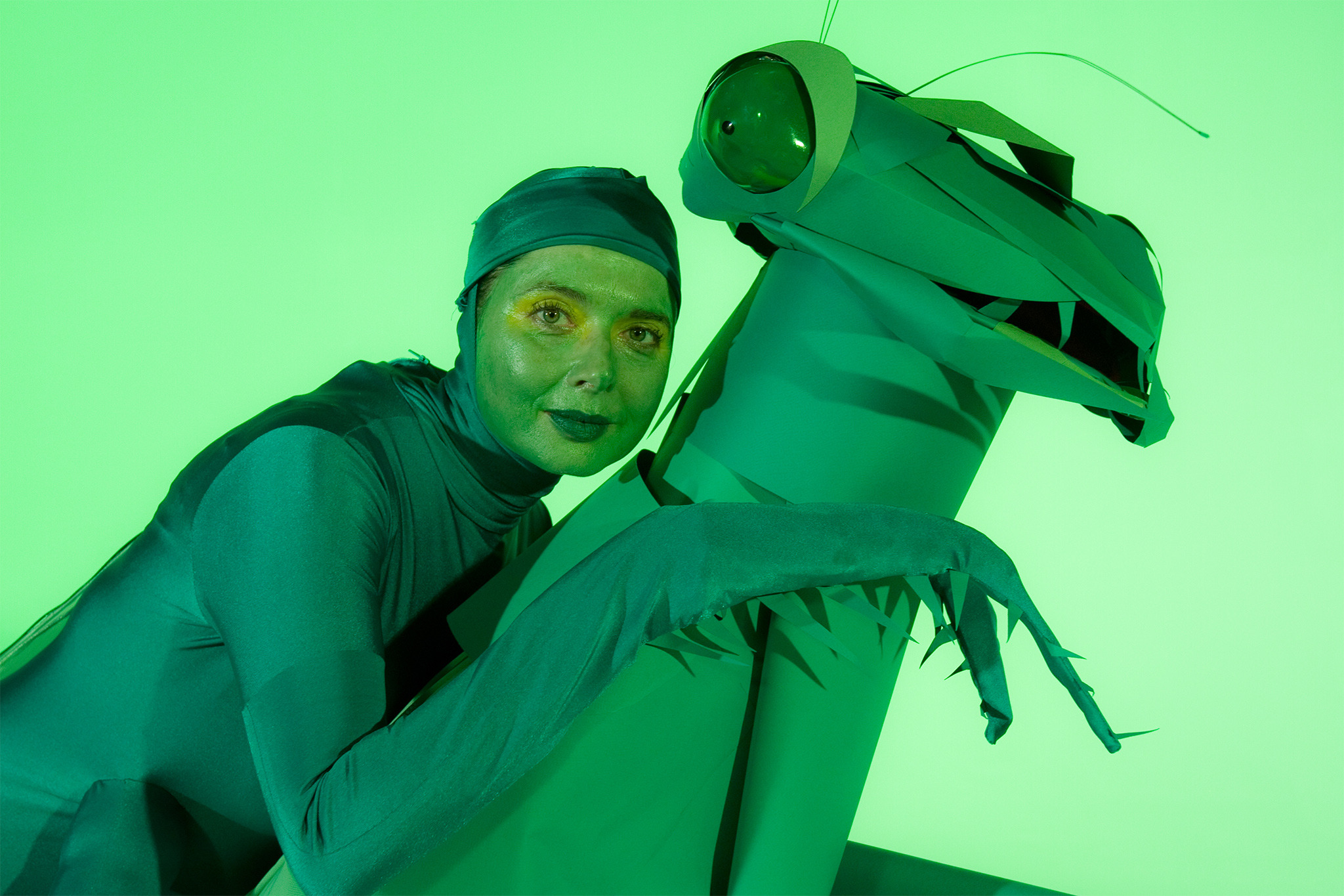 Get weird at BAM stage show <em>Green Porno</em>