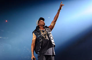Jay-Z at Barclays Center