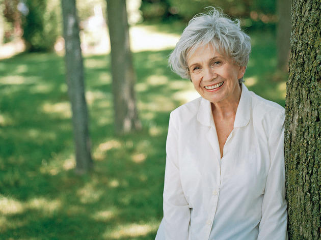 Hear a stellar lineup read the work of Pulitzer-winning scribe Alice Munro