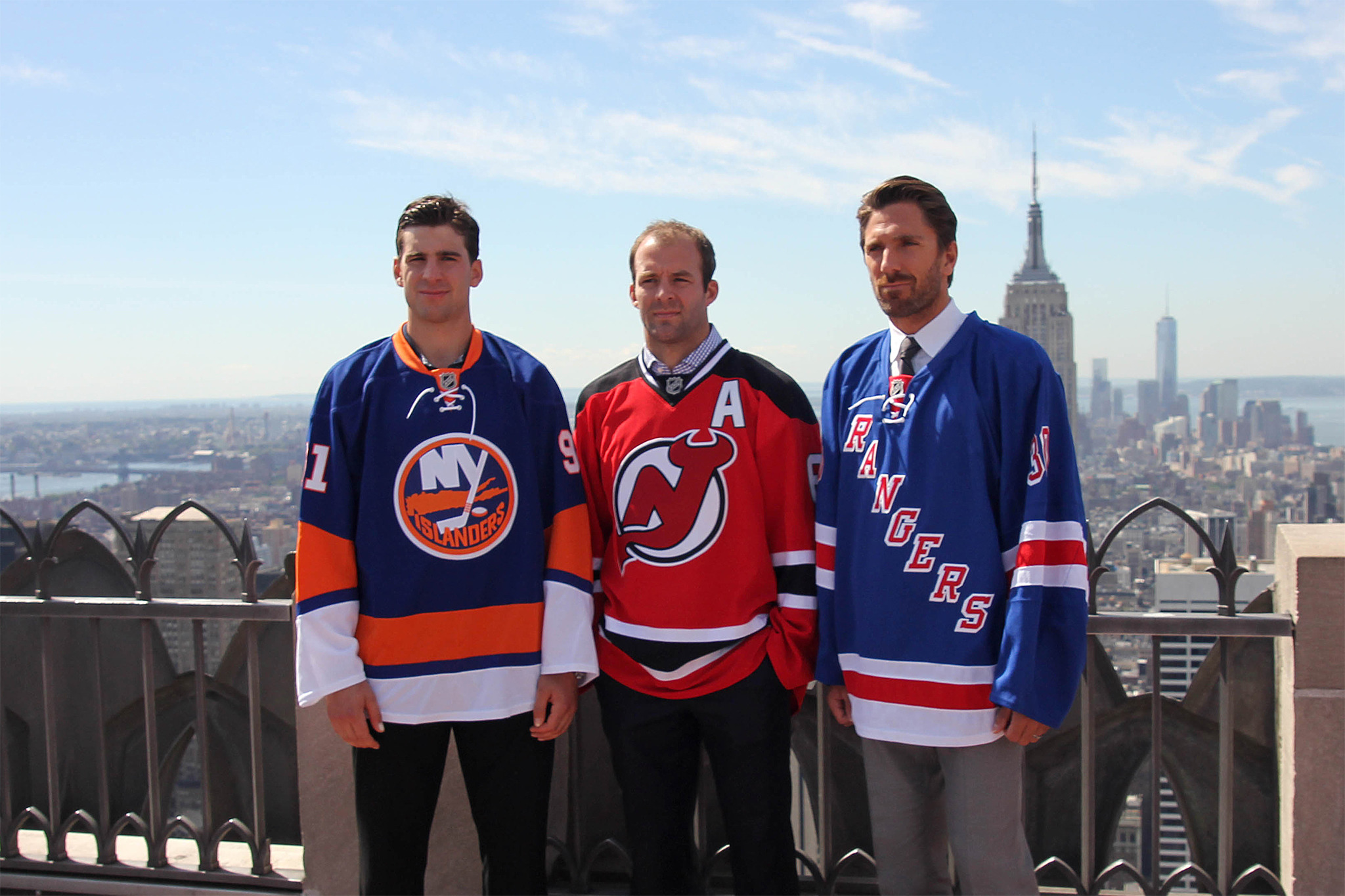 New Jersey Devils vs. New York Islanders