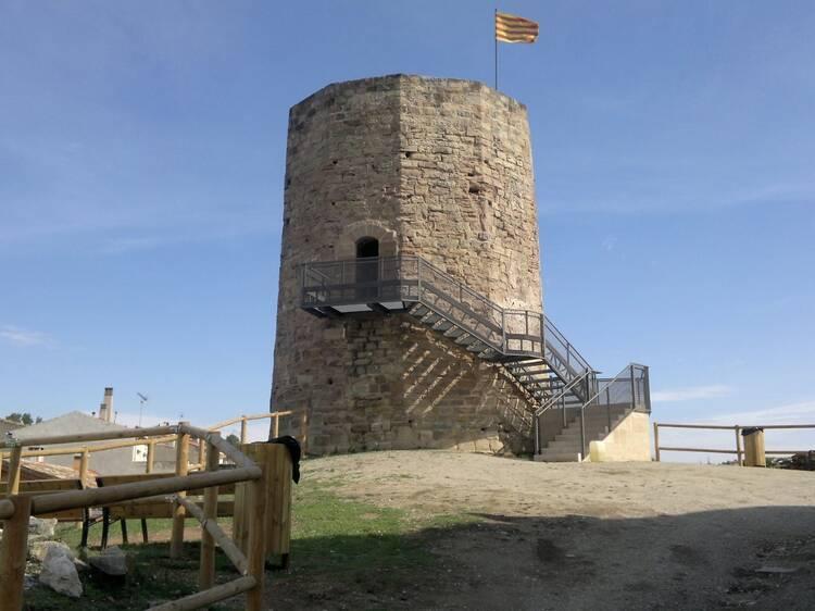 Una torre d'onze cares