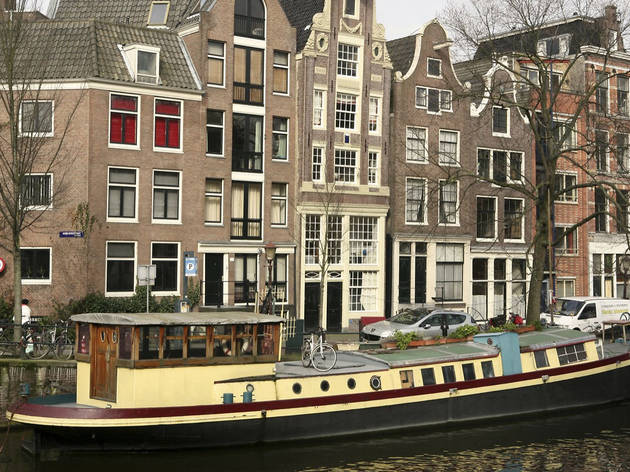 Lose yourself in Amsterdam's Canal Belt