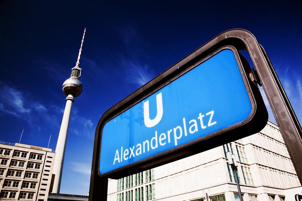 Getting around Berlin