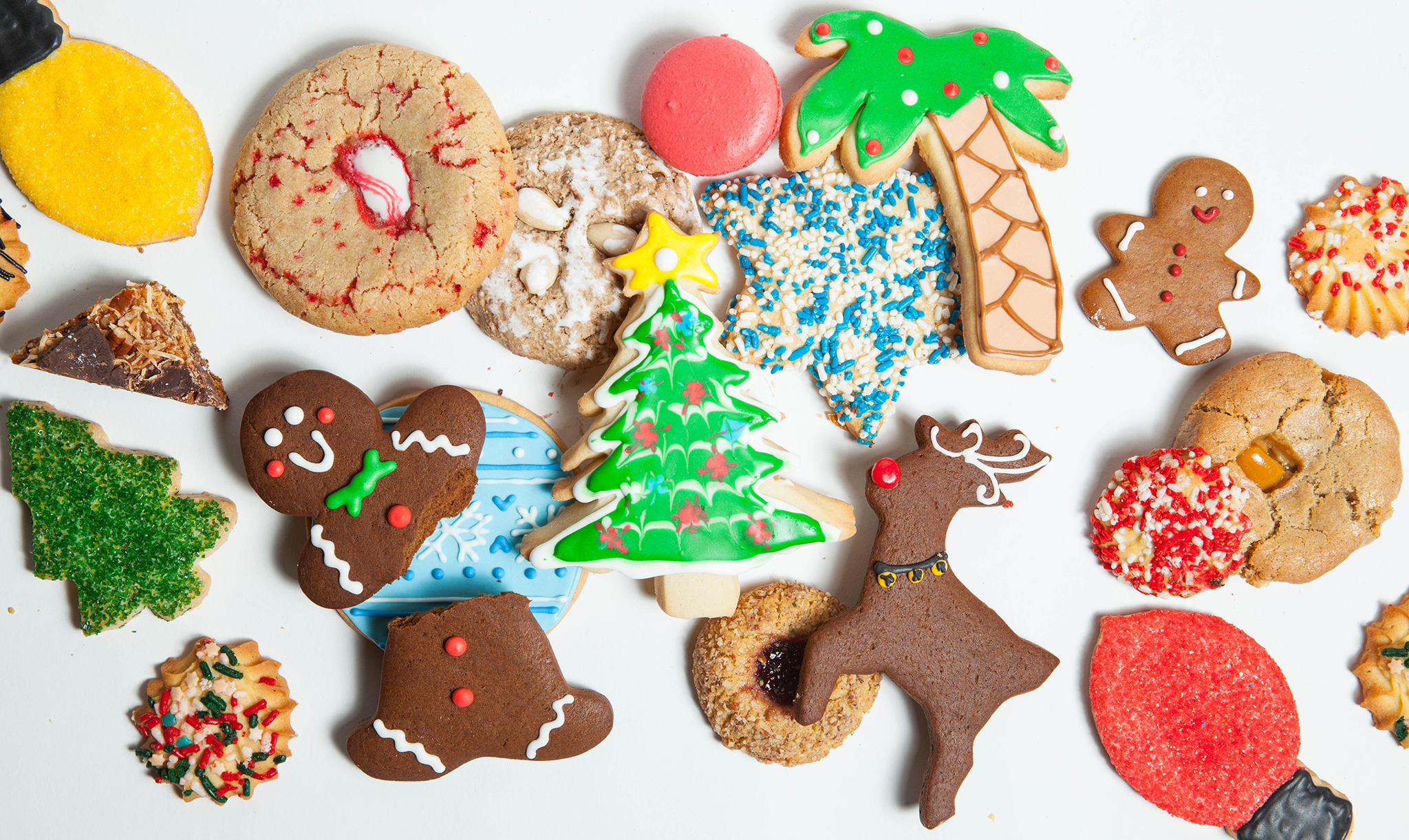 Where to find the best Christmas cookies