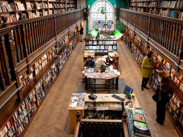 Daunt Books Marylebone Shopping In Marylebone London