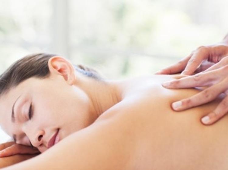 Hourlong massage