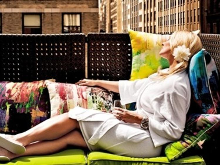 Chic midtown spa: $100 in spa services