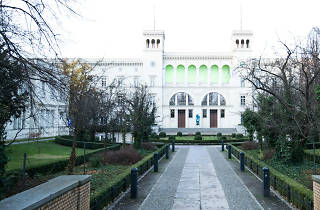 Hamburger Bahnhof, Art Galleries, Berlin