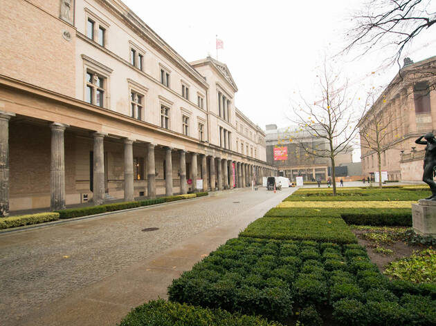 Pergamonmuseum, Art Galleries, Berlin