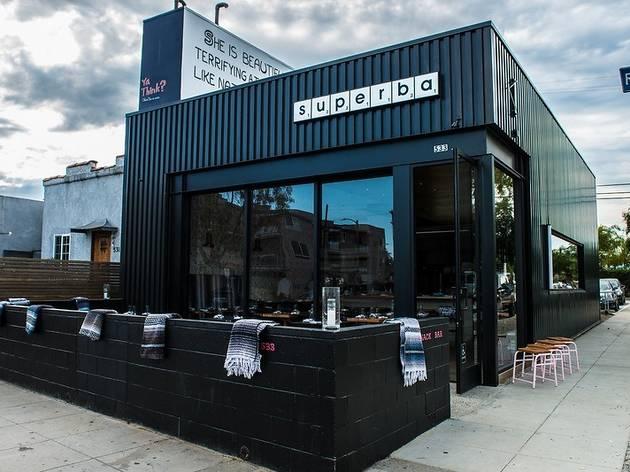 East Borough Pops Up at Bar & Garden and Superba Snack Bar