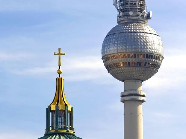 Dom & Fernsehturm
