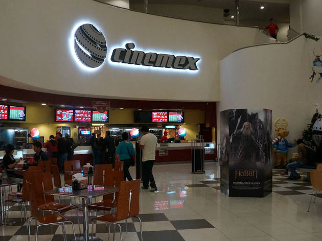 Cinemex Gran Sur