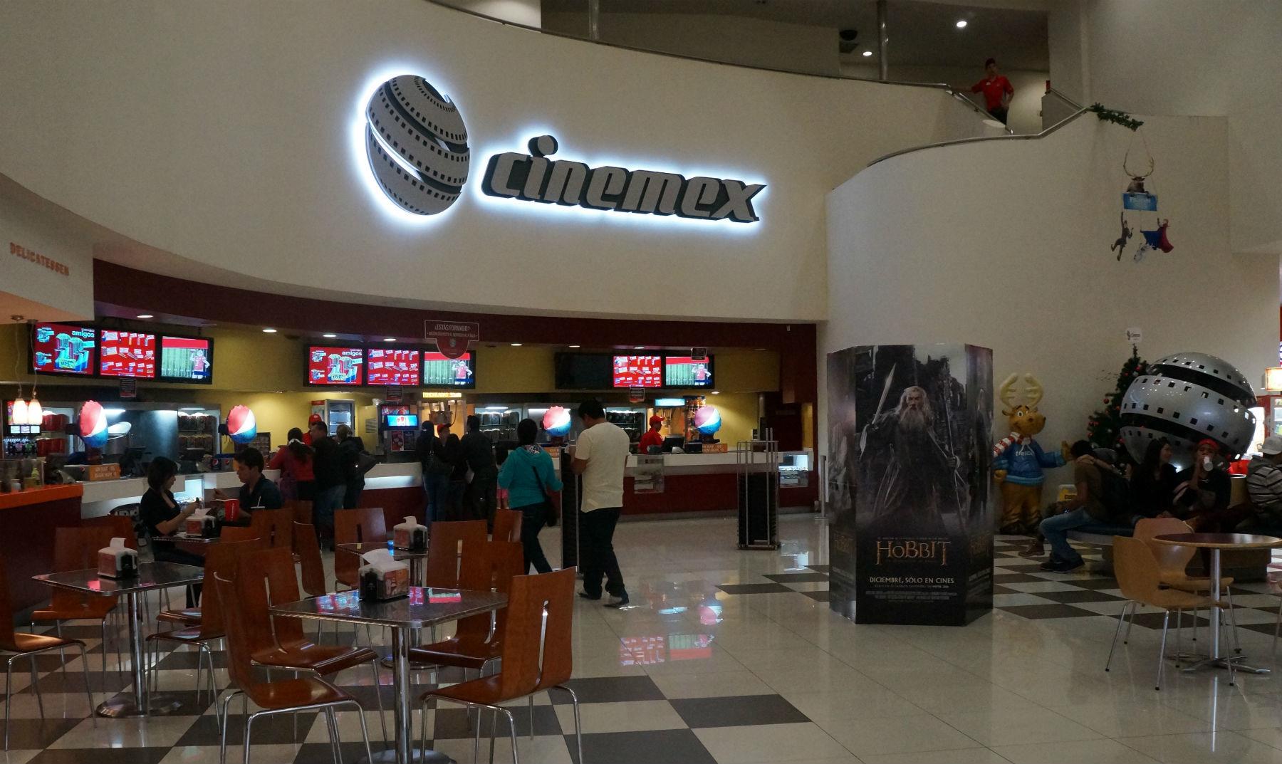 Cinemex Gran Sur