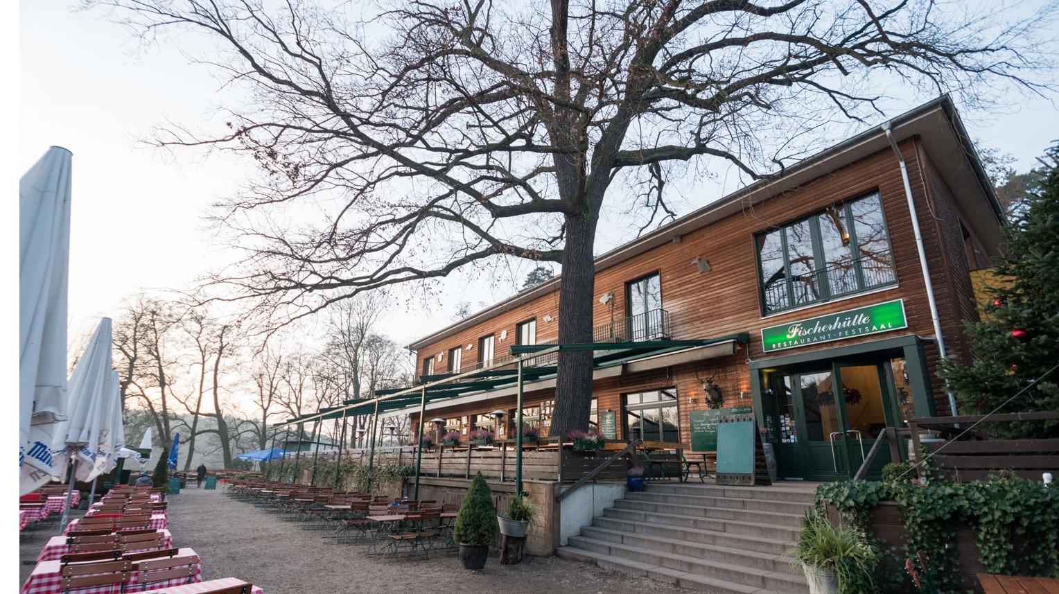 Fischerhutte am Schlachtensee, Restaurants, Berlin
