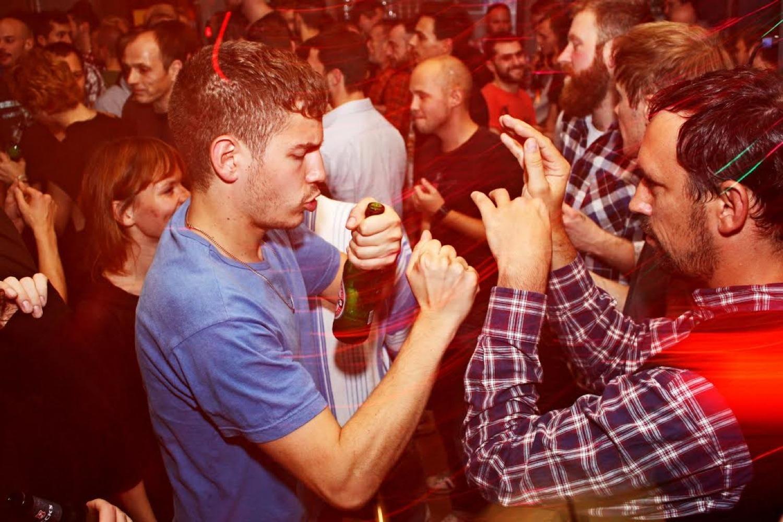 Gay parties