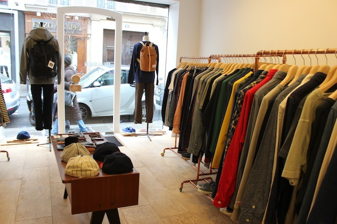 Best shops for menswear