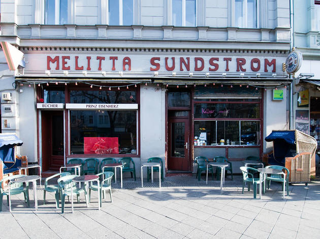 Café Melitta Sundström, Bars, Berlin