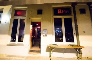 8mm, Bars, Berlin