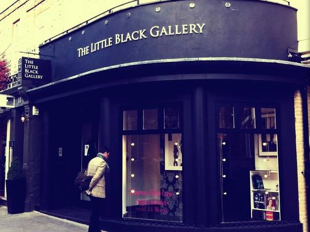 The Little Black Gallery